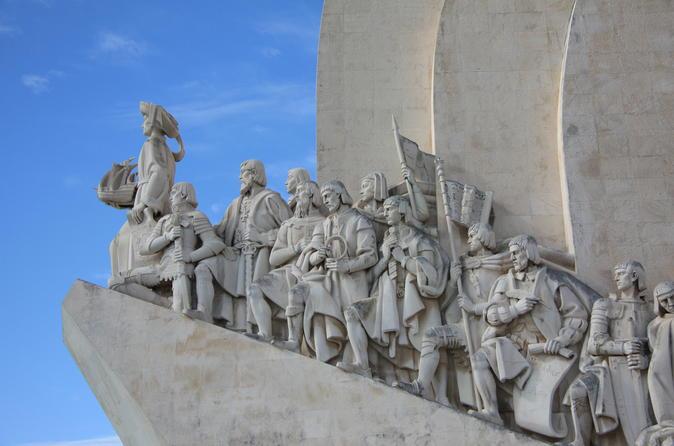 Historic Belém Private Walking Tour in Lisbon