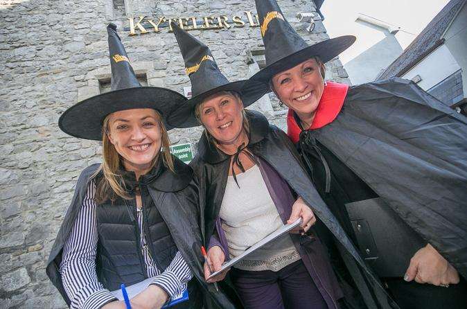 Walking ghost tour of kilkenny in kilkenny 210734