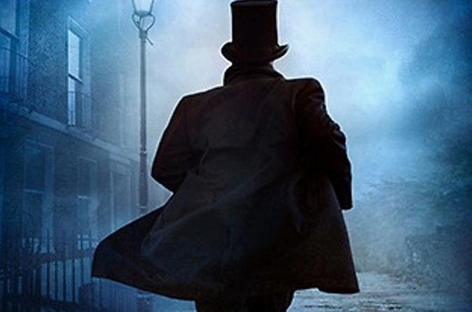 Jack the Ripper Ghost Walking Tour in London
