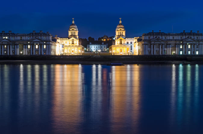 Royal Maritime Greenwich Ghost Walking Tour