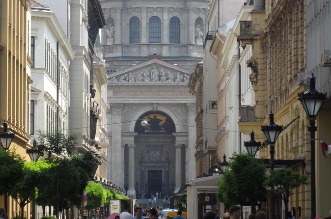 Pest Walking Tour in Budapest