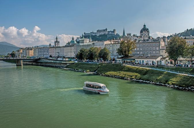 Amphibiousbus-Tour and Dinner and Mozart Concert at the Fortress
