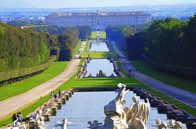Caserta Royal Palace Entrance Ticket