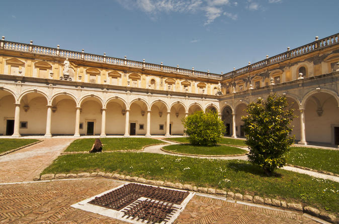 Naples Skip-the-Line San Martino National Museum and Charterhouse Ticket