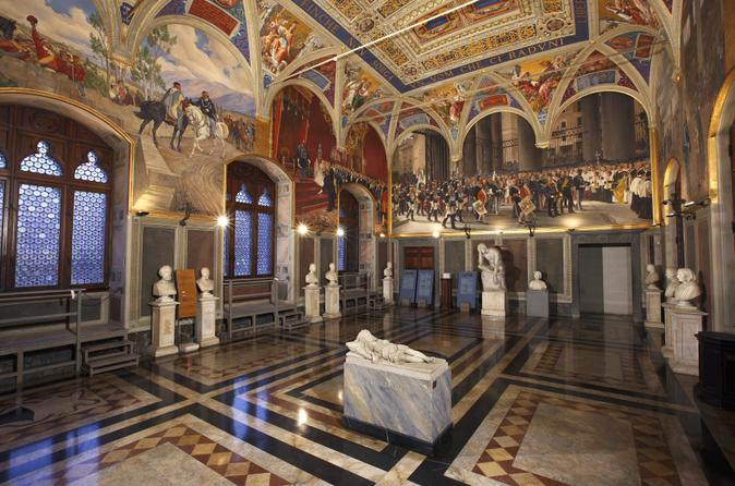 Skip the Line: Civic Museum of Siena Tickets