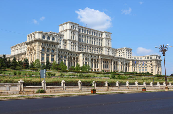Guided walking tour of historical bucharest in bucharest 268063