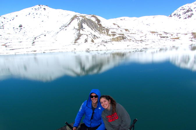 Excursão privada de 3 dias explorando o Chile