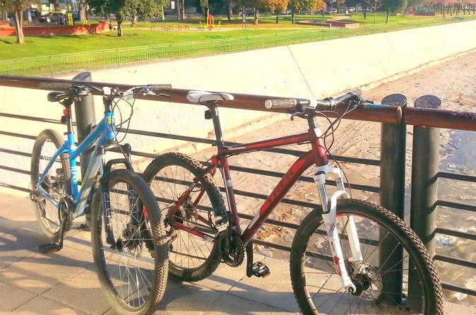 High-Quality Mountain Bike Rentals in Santiago