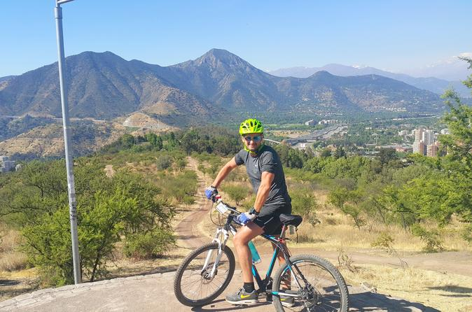 Private San Cristobal Hill Mountain Bike Tour