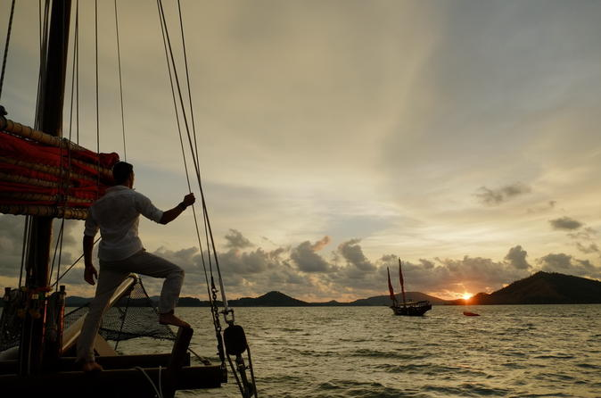 Sunset dinner cruise aboard the june bahtra phuket in phuket 215757