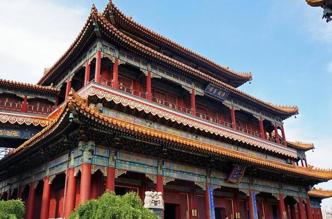 Essential Group Day Tour of Ancient Beijing and New Olympic