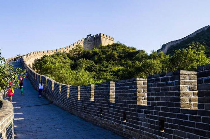 Group Day Tour of Mutianyu Great Wall Hiking