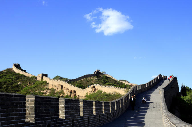 Small Group Day Tour of Mutianyu Great Wall and Ming Tombs