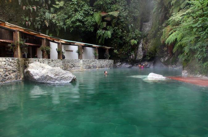 Fuentes georginas hot springs from quetzaltenango in quetzaltenango 259180