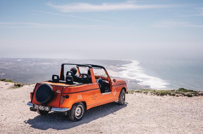 Take a Charming Ride to Cascais