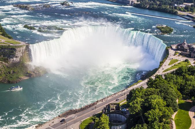 Niagara Falls Discovery Pass With 1 Hour Guided Tour