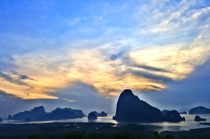 Small-Group Amazing Phang Nga Bay Sunrise Tour From Khao Lak - Phuket