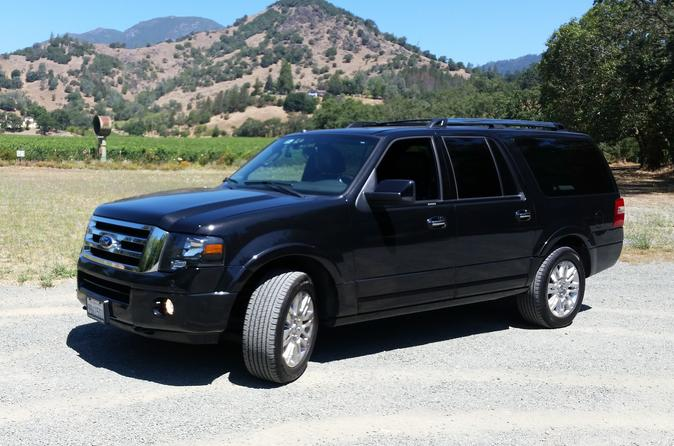 Private Transfer: Hotel to Oakland International Airport