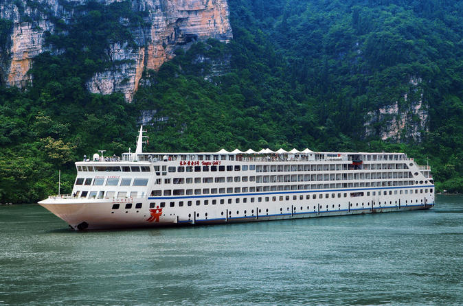 3 night yangtze gold 5 three gorges cruise tour from chongqing to in chongqing region 218210