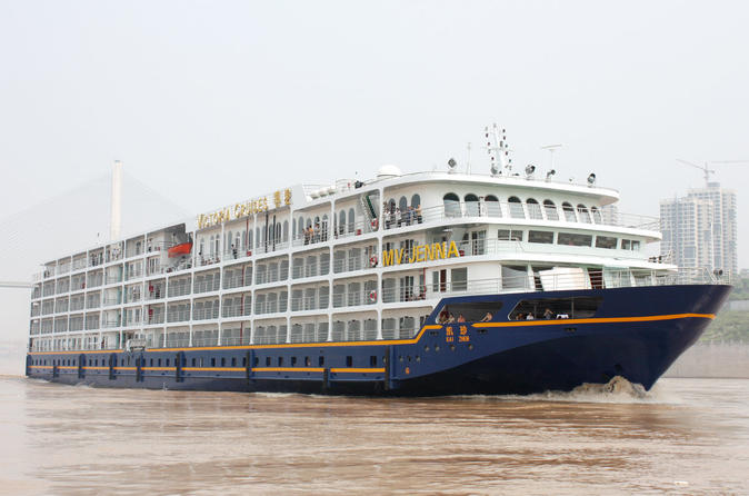 4 night victoria jenna yangtze river cruise tour from yichang in yichang 218154