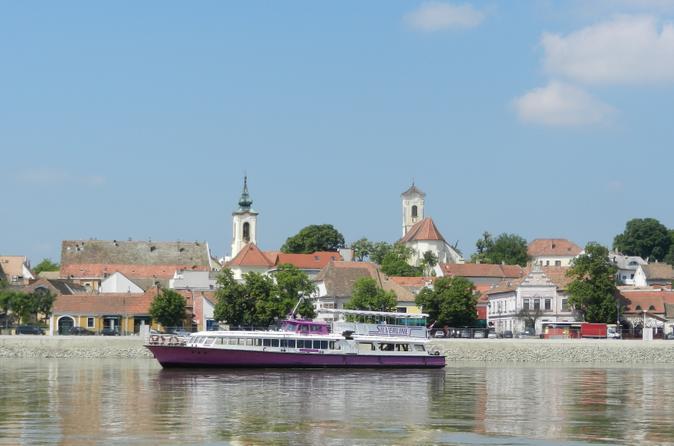 Szentendre to budapest cruise in szentendre 214718