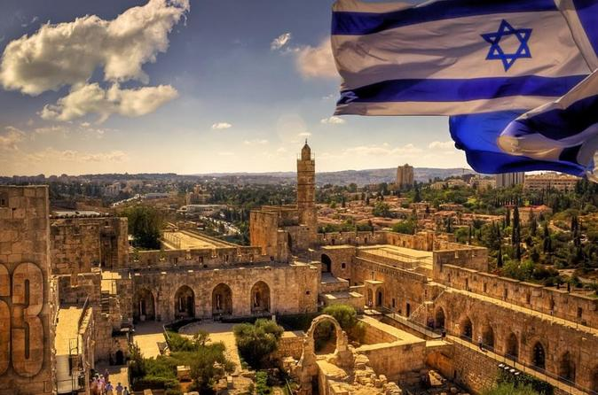 Highlights of Israel: 8 Day Tour from Tel-Aviv