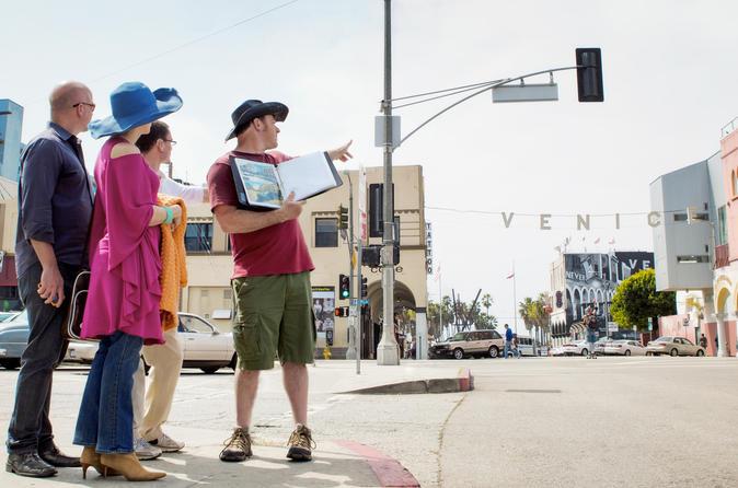 Venice Beach And Cs Walking Tour