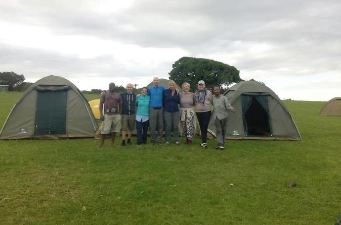 4 Days 3 nights Tanzania group Budget Camping Safari Serengeti and Ngorongoro