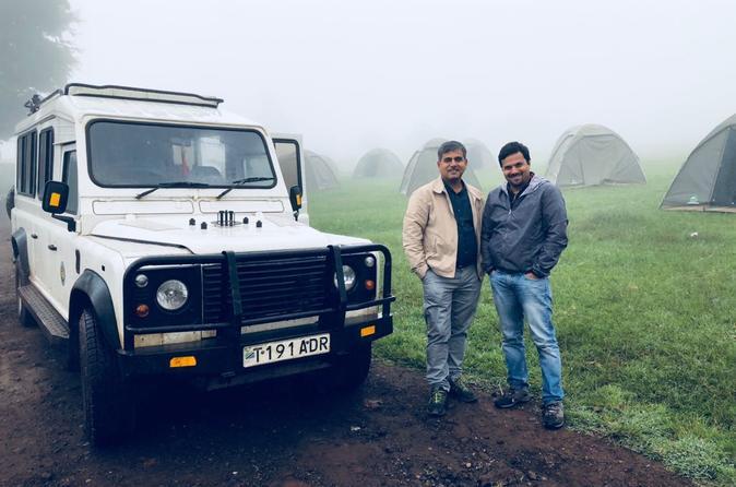 5 Days camping budget safari  Manyara Serengeti and Ngorongoro National Parks