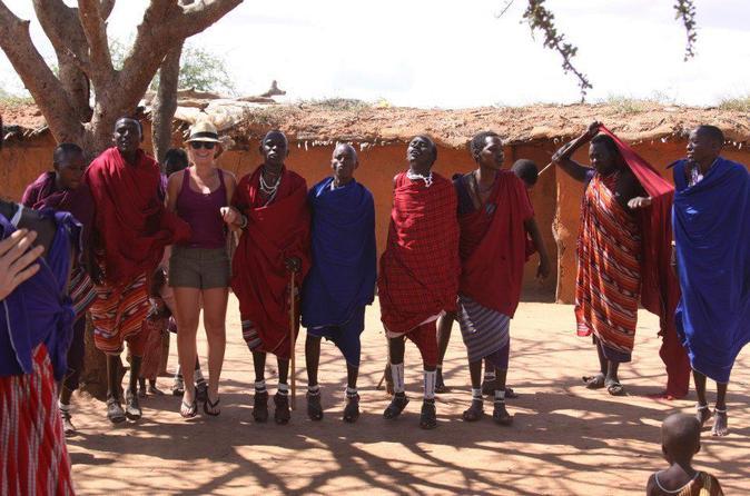 7 days Safari Amboseli Lake Nakuru and Maasai Mara from Nairobi