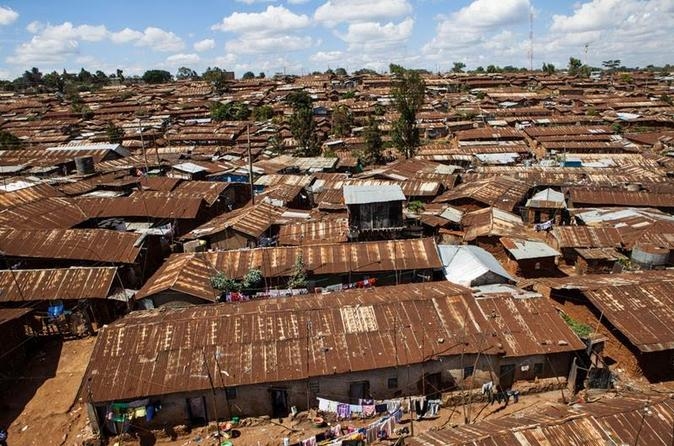 Kibera Slum Guided Tour from Nairobi