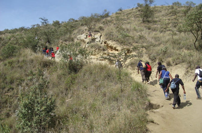 Overnight tour to Mount Longonot and Hell's gate National park