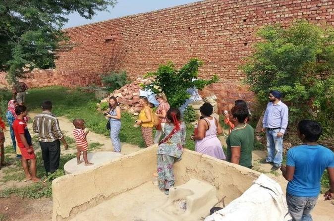 Agra & Fatehpur Sikri Historical Tour with Korai Village