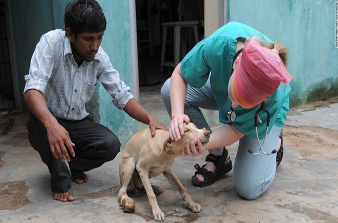 Animal Rehabilitation Center Visit With Taj Mahal Tour - Agra