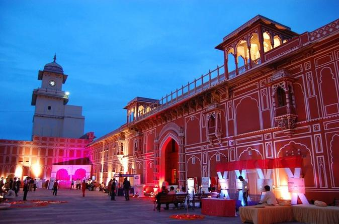 Book No shopping tour guide in Jaipur