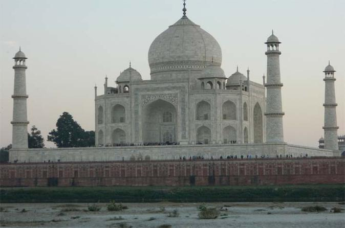 Taj Mahal Tour including Indian Cooking Class