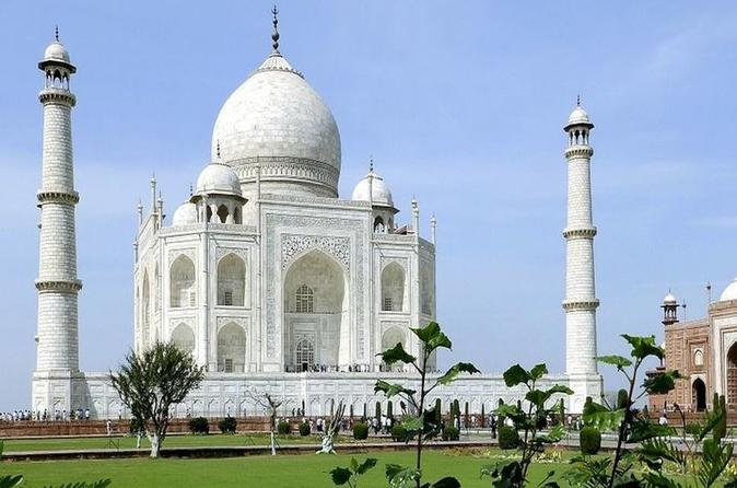 Transfer From Jaipur To Delhi With Tajmahal Sight Seeing