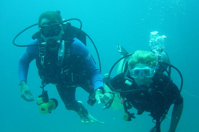Try Diving in the beautiful Andaman Sea