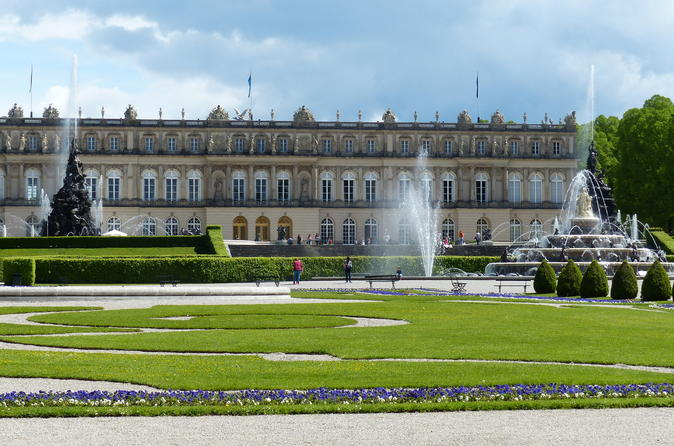 Private Tour  to Herrenchiemsee Palace and Park from Munich