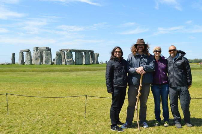 Full-Day Stonehenge and Avebury Tour from Glastonbury