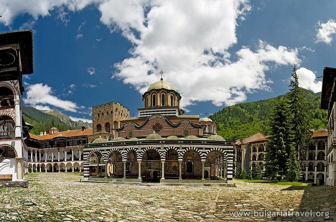Shuttle To Rila Monastery From Sofia