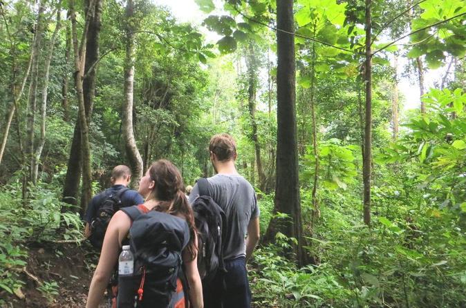 Chiang-Dao Wanderung