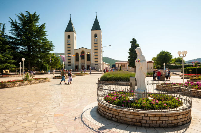 Medjugorje: The Hill of the Virgin Mary - Private Tour from Dubrovnik