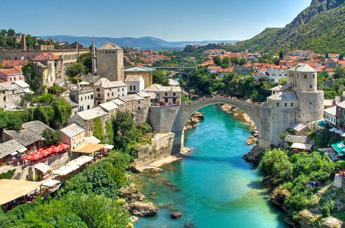 Private Tour to Mostar from Dubrovnik