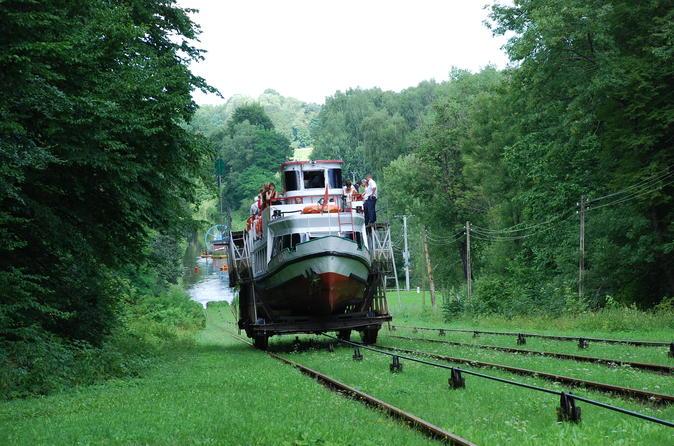Full day elblag ostroda channel cruise from gdansk in gda sk 228150