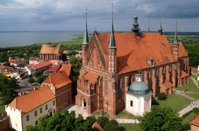 Full day frombork city private tour from gdansk in gda sk 223486