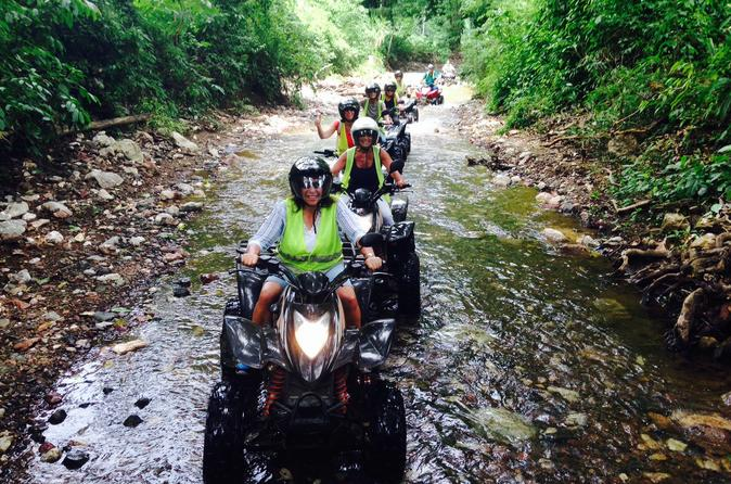 Atv tour in jaco in jaco 212689