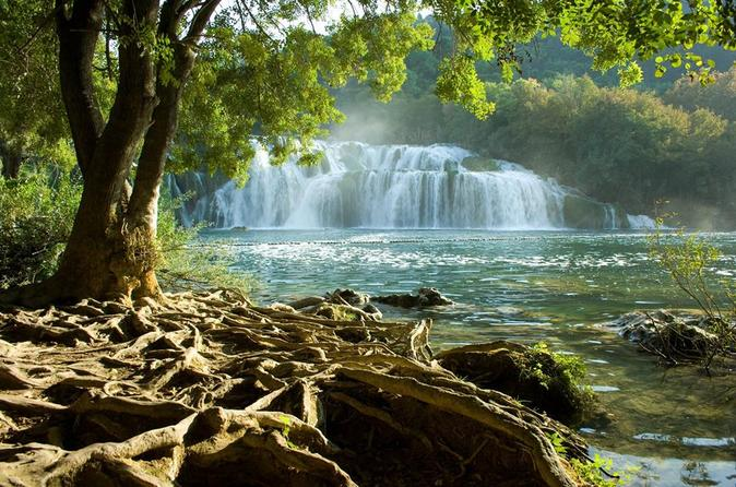 Krka Waterfalls NP and Wine Tasting from Split or Trogir