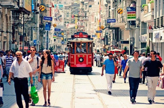 Secret Passages of Istanbul & Turkish Coffee Experience