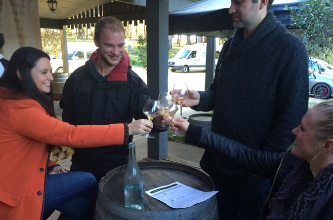 Southern Highlands Wine Tour Including Tastings and Lunch